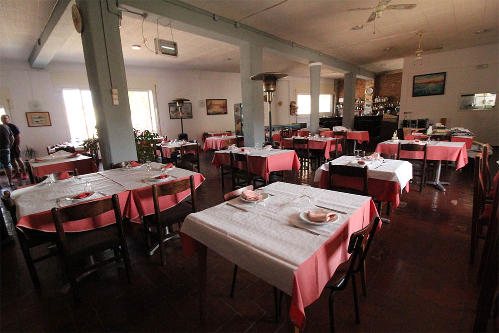 Pensión Llancà Restaurante